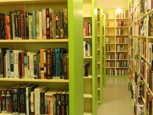 Gradska knjižnica Novigrad/ Cittanova