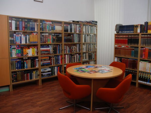 Narodna knjižnica i čitaonica Buzet